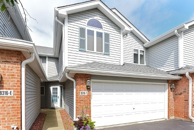 Darien Condo/Townhouse For Sale: 8316 Highpoint Circle #F