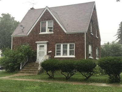 Bellwood Multi Family Home For Sale: 445 South 23rd Avenue