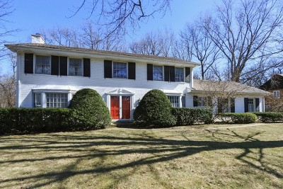 Lake Forest Single Family Home For Sale: 1451 South West Fork Drive