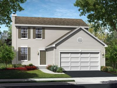 Hampshire Single Family Home For Sale: Lot 10 Tuscany Woods