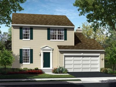 Hampshire Single Family Home For Sale: Lot 11 Tuscany Woods