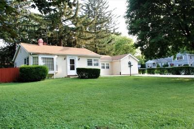 Lake Zurich Heights Single Family Home Price Change: 981 Winnetka Terrace
