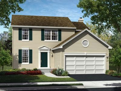 Hampshire Single Family Home For Sale: Lot 14 Tuscany Woods