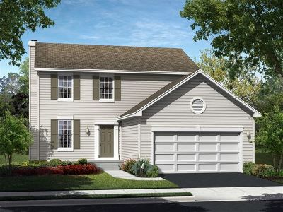 Hampshire Single Family Home For Sale: Lot 13 Tuscany Woods