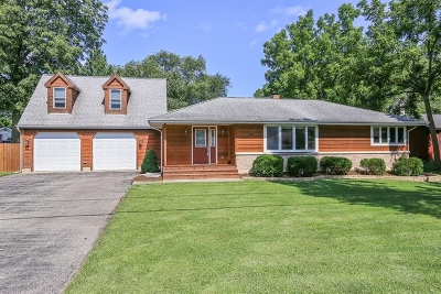 Crystal Lake Single Family Home Contingent: 3813 McCabe Avenue