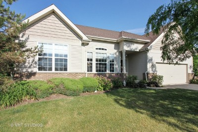 Johnsburg IL Single Family Home For Sale: $399,000