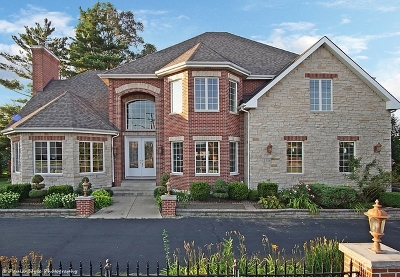 Homewood Single Family Home For Sale: 2724 183rd Street