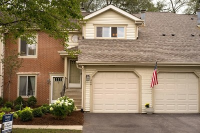 Hinsdale Condo/Townhouse Price Change: 404 58th Place #B2E