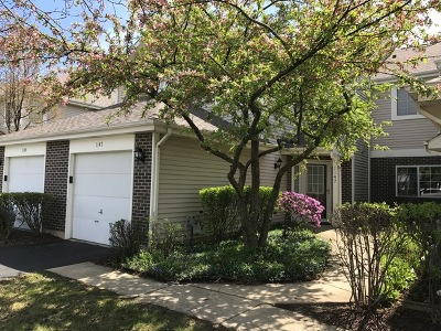 Lombard Condo/Townhouse Contingent: 1147 East Cambria Lane