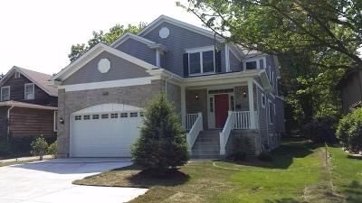 Western Springs Single Family Home For Sale: 4608 Gilbert Avenue