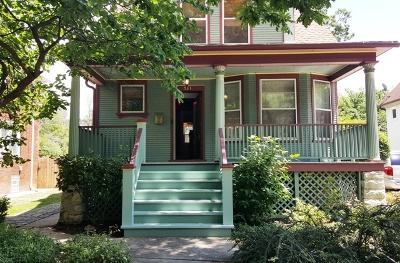River Forest Single Family Home Contingent: 751 Forest Avenue