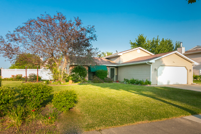 Roselle Single Family Home Contingent: 5 Hunter Drive