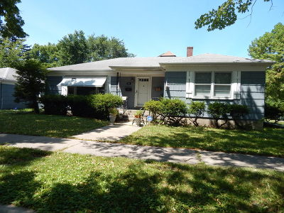 Elmhurst Single Family Home Contingent: 307 West Crescent Avenue