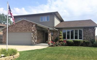 Oak Forest Single Family Home Contingent: 6105 La Grande Avenue