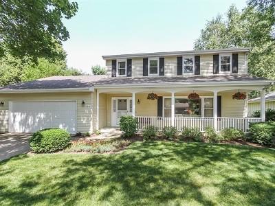 Elgin Single Family Home For Sale: 64 Devonshire Circle