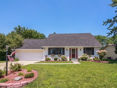Crystal Lake Single Family Home Contingent: 989 Camelot Drive