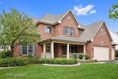 Geneva Single Family Home Price Change: 39w336 Sheldon Lane