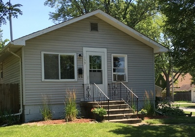 Westmont Single Family Home Contingent: 139 South Park Street