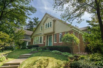Winnetka Single Family Home For Sale: 860 Ash Street