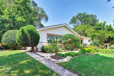 Hoffman Estates Single Family Home For Sale: 450 Flagstaff Lane