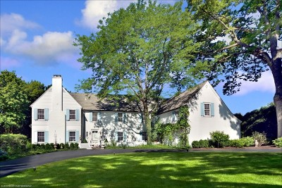 Lake Forest Single Family Home For Sale: 650 Lake Road