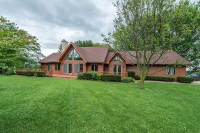 Hampshire Single Family Home For Sale: 13n261 Burlington Road