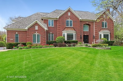 Lake Forest Single Family Home For Sale: 1854 Wedgewood Court