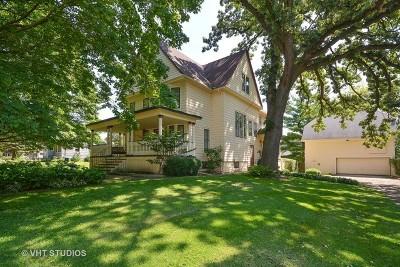 Elburn Single Family Home For Sale: 417 Gates Street