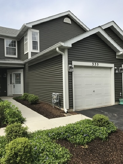 Batavia Condo/Townhouse For Sale: 335 Mill Street