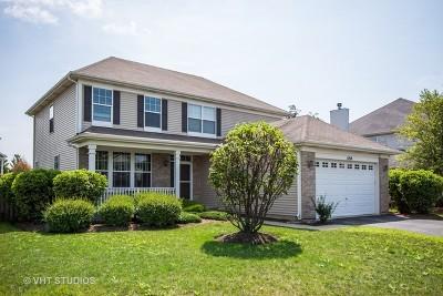 Plainfield Single Family Home For Sale: 12918 Grande Poplar Circle