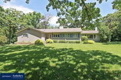 Crystal Lake Single Family Home For Sale: 5006 Deering Oaks Lane