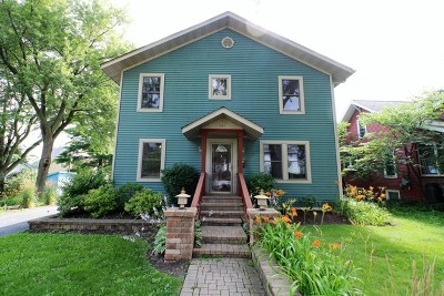 Single Family Home For Sale: 430 Dacy Street