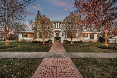 Wilmette Single Family Home For Sale: 727 Forest Avenue