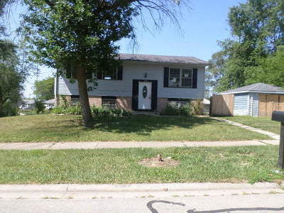 Bolingbrook IL Single Family Home Contingent: $149,900