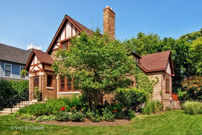 River Forest Single Family Home For Sale: 339 Forest Avenue