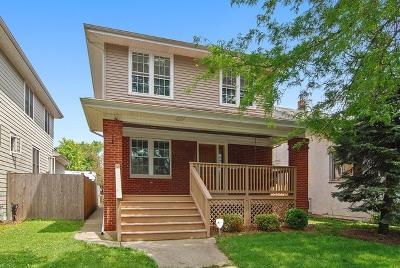 Oak Park Single Family Home For Sale: 936 Mapleton Avenue