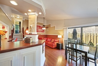 Glen Ellyn Condo/Townhouse Re-activated: 485 Raintree Court #C
