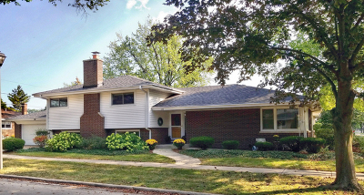 Elmhurst Single Family Home For Sale: 134 East Adams Street