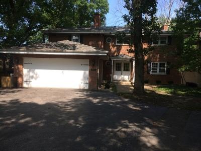 La Grange Park Multi Family Home Contingent: 637 North La Grange Road