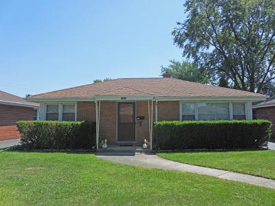 Berkeley Single Family Home Contingent: 1043 Arthur Avenue