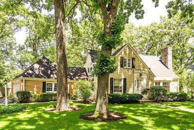 Highland Park Single Family Home For Sale: 1725 Northland Avenue