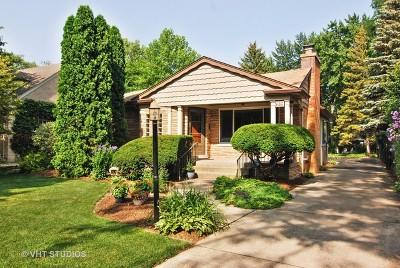 Oak Park Single Family Home For Sale: 616 North Oak Park Avenue