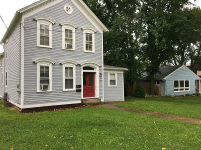 Crystal Lake Multi Family Home For Sale: 197 South McHenry Avenue