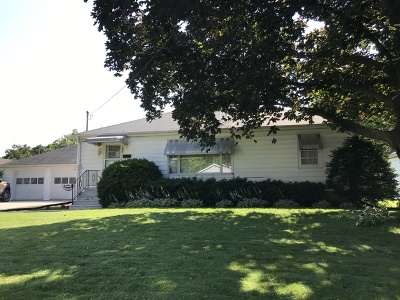 Marengo Single Family Home For Sale: 607 North Taylor Street