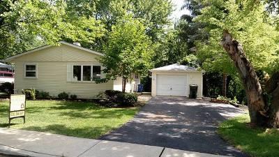 Carpentersville Single Family Home For Sale: 66 Austin Avenue