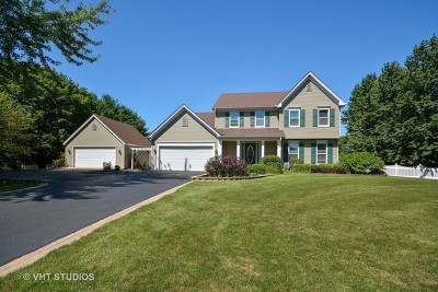 Elburn Single Family Home Contingent: 2n478 Beith Road