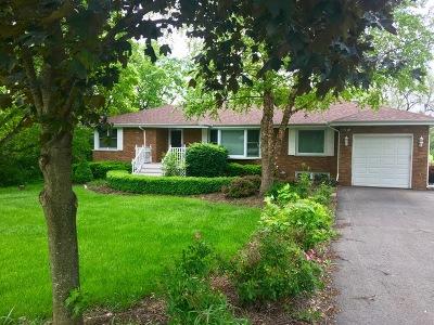 Lemont Single Family Home For Sale: 1219 121st Street