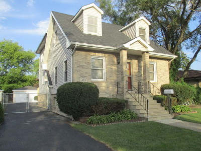 Brookfield Single Family Home Price Change: 4513 Oak Avenue