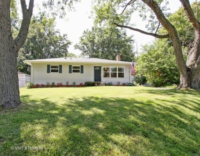 Crystal Lake Single Family Home Contingent: 7215 Colonial Street