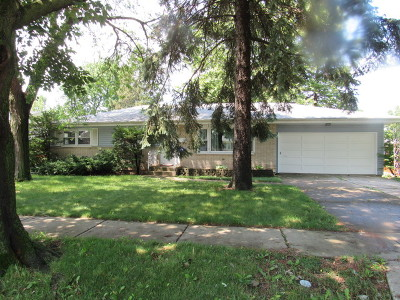 Elgin Single Family Home Contingent: 206 Robert Drive